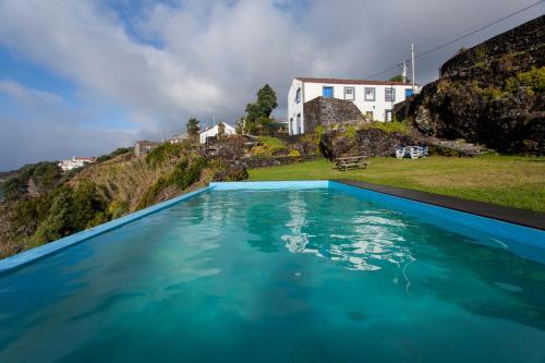 Casa Azul, Lajes do Pico