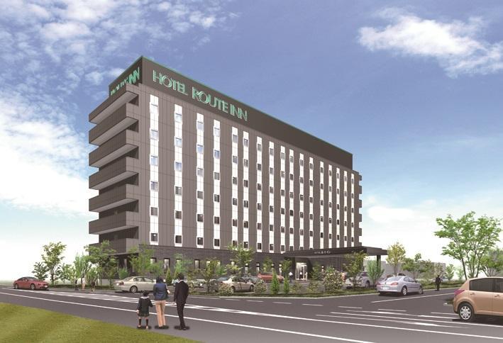 Hotel Route Inn Kashiwa Minami - Kokudo 16Gou Zoi, Kashiwa