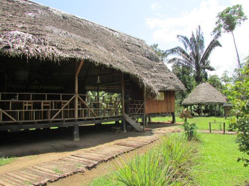 Pashpanchu Lodge, Orellana