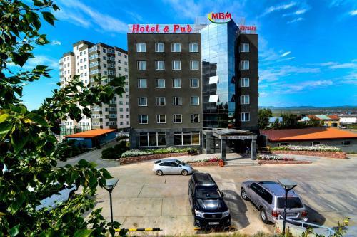 MBM Hotel, Darkhan