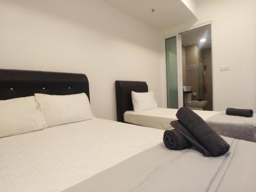 Tropicana Macalister 218 Penang GT Comfy BEd Stay MGM, Pulau Penang