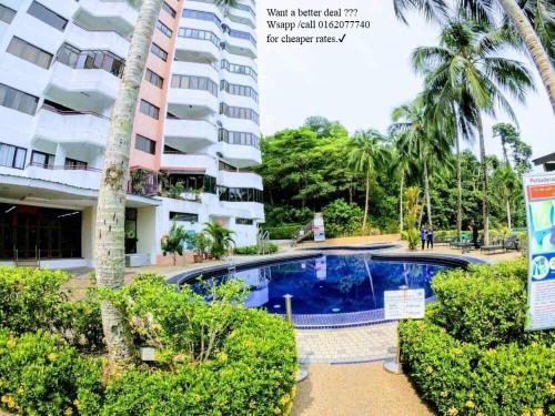 Sri Sayang Service Apartment @ Batu Ferringhi, Pulau Penang