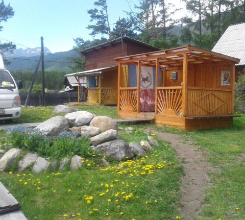 Farm stay on Gagarina 7, Tunkinskiy rayon