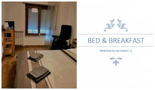 Bed & Breakfast with Private WC, near Lisbon, Oeiras