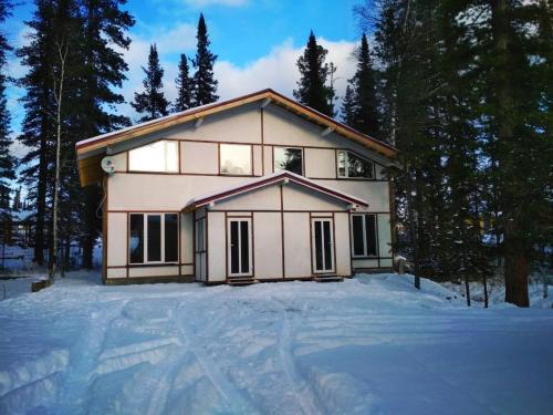 House in cedars Duplex, Tashtagol'skiy rayon