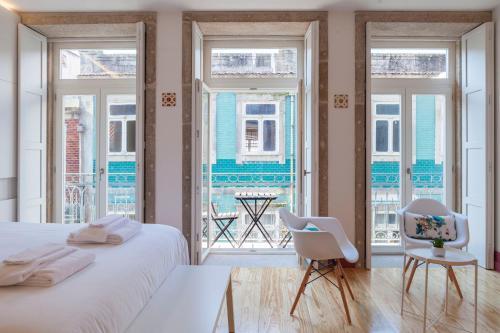 Crowntown Apartments, Porto