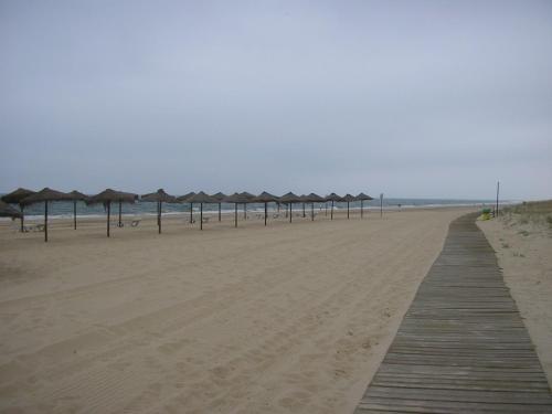 V3 junto a praia da Manta Rota, Vila Real de Santo António