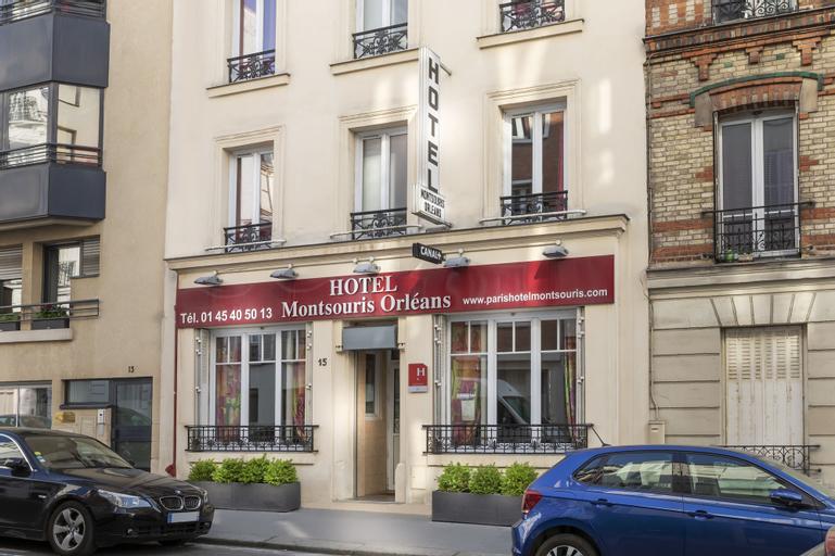 Montsouris Orléans Hotel, Paris