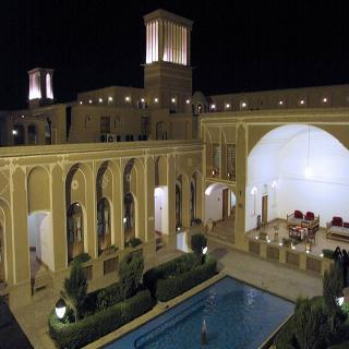 Laleh Yazd Hotel, Yazd