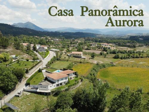 """Casa Panoramica Aurora por """"Lavoura da Bouca - Fruta Bio"""", Celorico de Basto"""