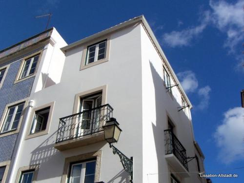 Sao Vicente - Lissabon Altstadt, Lisboa