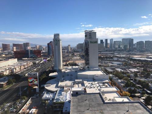 Palms Place - 29th Floor Strip View, Clark