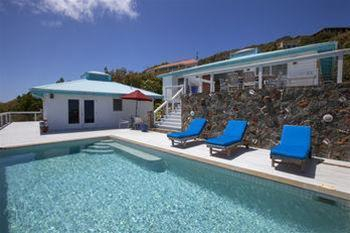 Blue Skies Villa, Cruz Bay