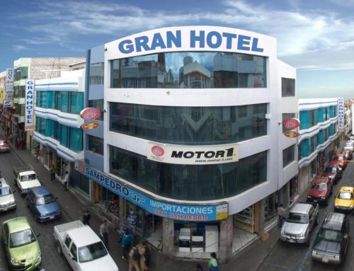 Gran Hotel Julio Sampedro, Latacunga