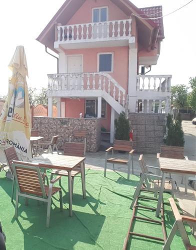 Pensiunea Nickos, Cosoveni