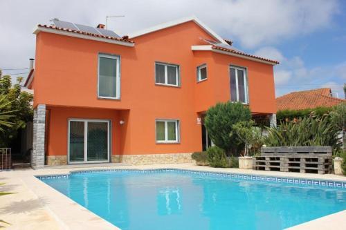 Ericeira Sea Orange House, Mafra