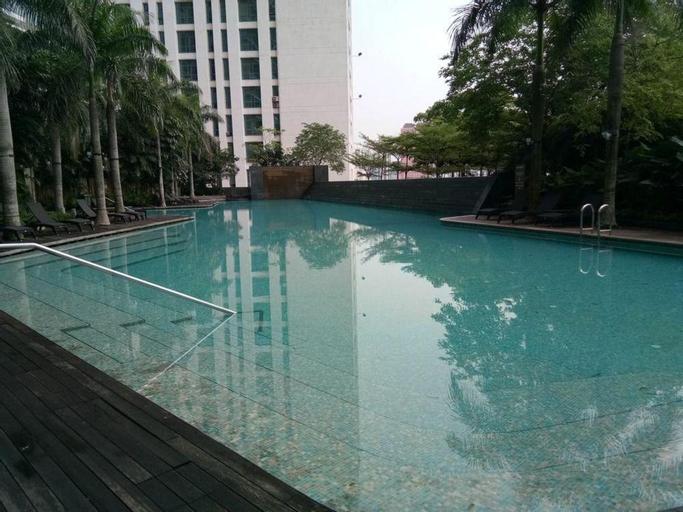 Kl City Centre View Luxurious Condo, Kuala Lumpur