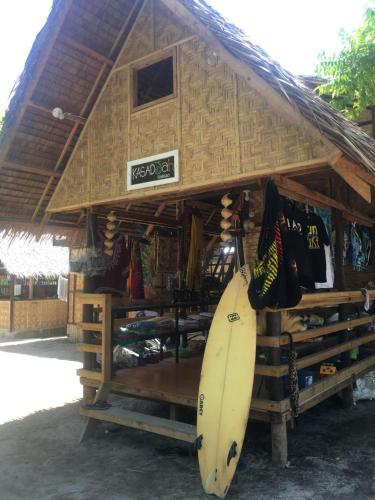 Kasadjah Siargao Native House, General Luna