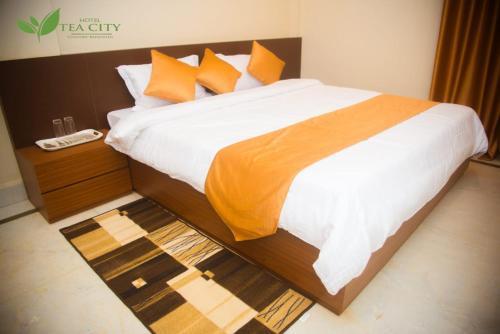 Hotel Tea City, Dibrugarh