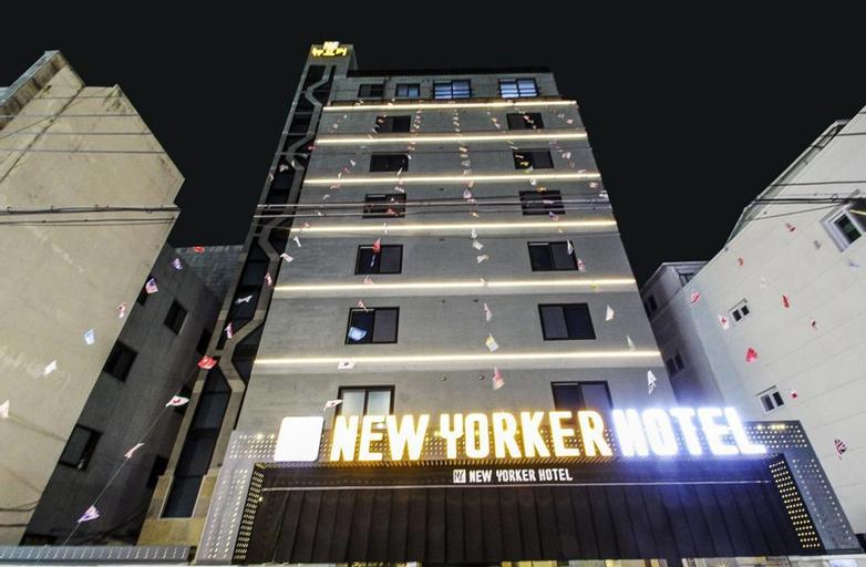 New Yorker Hotel, Jinju