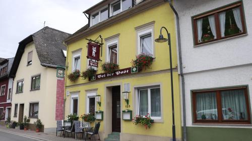 Pension Bei der Post, Mainz-Bingen