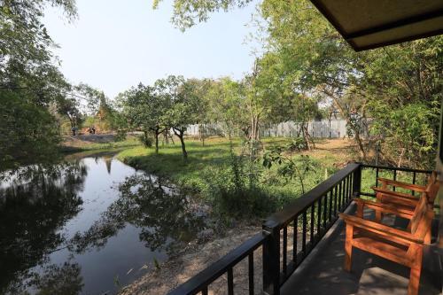 ฺBaan Khon Suan บ้านฅนสวน, Phra Nakhon Si Ayutthaya