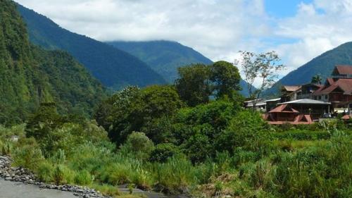 Hostal Rio Negro, Baños