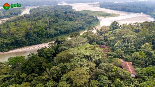 Gaia Amazon EcoLodge, Tena