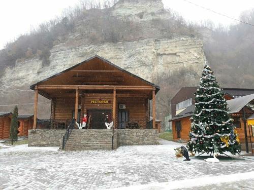 СТК Нихалоевские водопады, Itum-Kalinskiy rayon