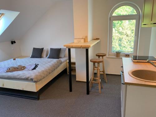 Treehouse Apartments, Trenčín