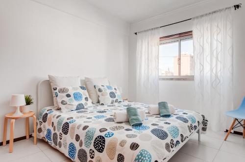 Beach house d'Arriba, Almada