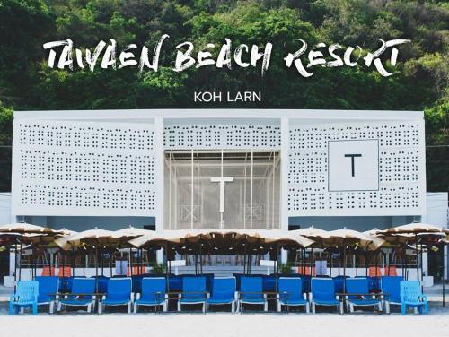 Tawaen beach resort, Muang Chon Buri