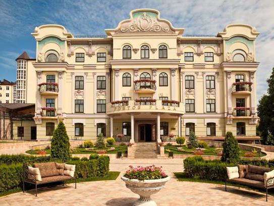 Pontos Plaza Hotel-NEW, Predgornyy rayon