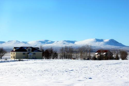 Frostastaðir Guesthouse, Akrahreppur