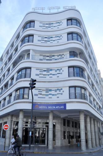 HOTEL DELTA ATLAS, Casablanca