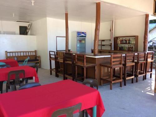 Bucana beachfront guesthouse, El Nido