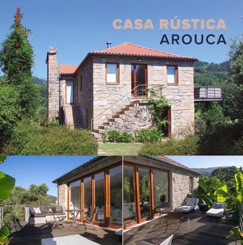 Casa Rustica - Arouca, Arouca