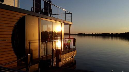 Hausboot sambesi, Dahme-Spreewald