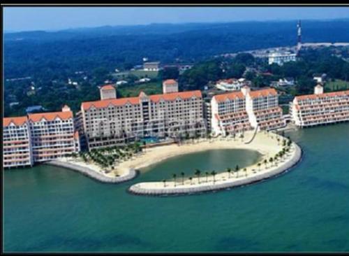 Apartment corus paradise, Port Dickson