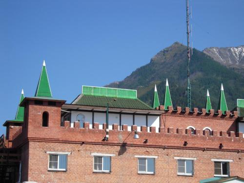 Замок горного короля, Tunkinskiy rayon