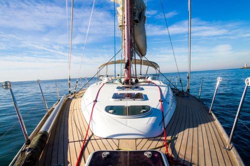 Life Aboard a Sailboat, Vila Nova de Gaia