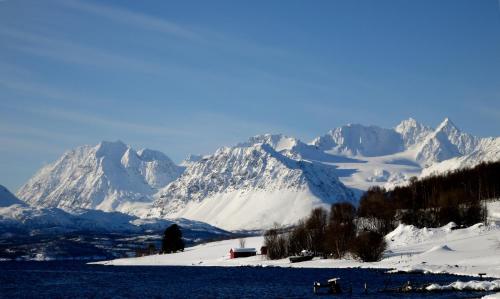 Olderdalen Ski Camp, Kåfjord