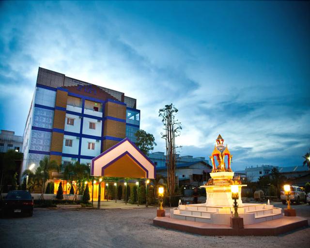 Zaza Hotel, Muang Samut Prakan