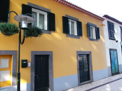 Casa dos Platanos, Machico