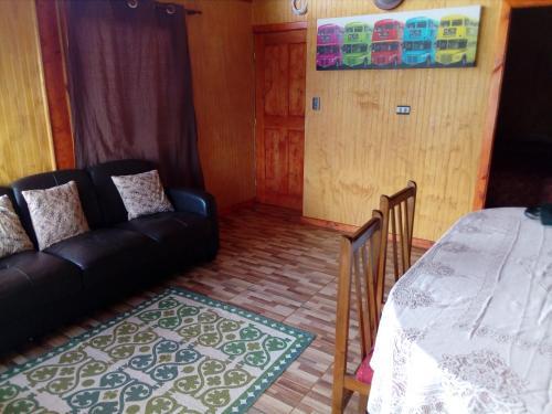 CABANAS RIOMAR TIRUA SECTOR LA PUNTILLA KM1, Arauco