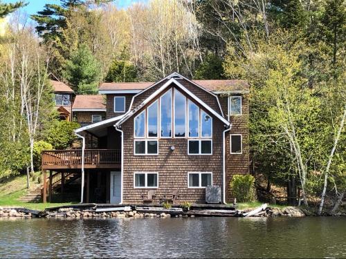 Adirondack and Saranac Lakefront Retreat, Franklin