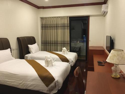 Nakhone Champa Hotel, Pakxe