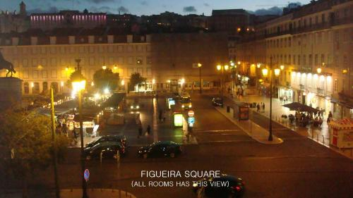 Pensao Iberica, Lisboa