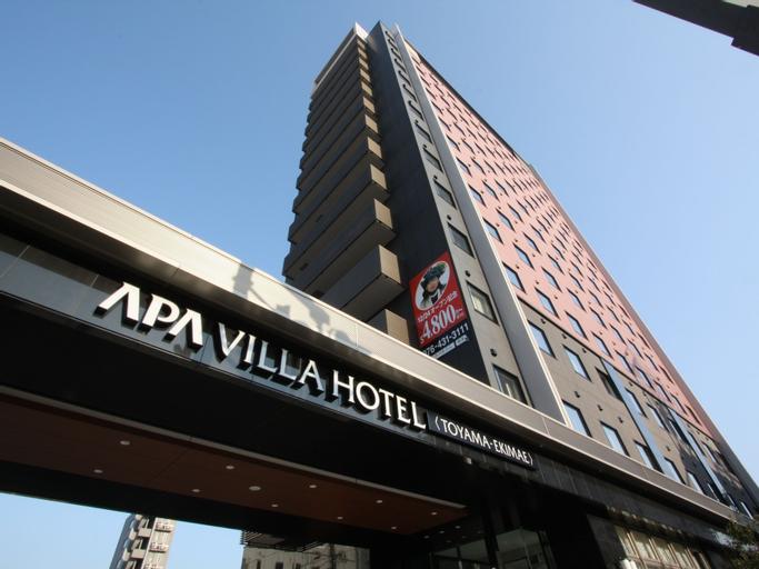 APA Villa Hotel Toyama - Ekimae, Toyama