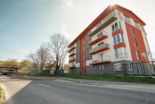 Apartmany Noviny, Trenčín